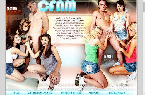 CFNM Gold