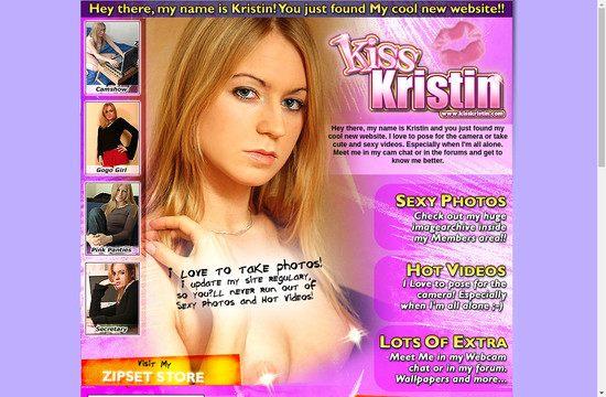 Kiss Kristin