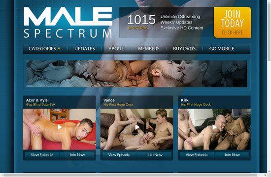 Male Spectrum