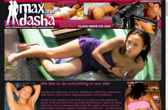 Max And Dasha