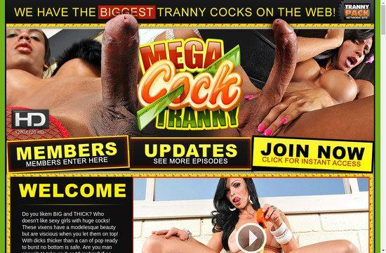 Mega Cock Tranny