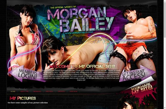 Morgan Bailey