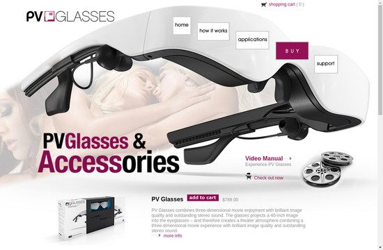 PV Glasses