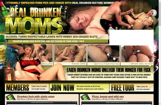 Real Drunken Moms