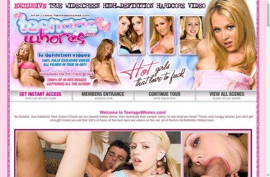 Teenage Whores