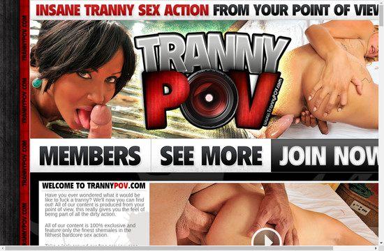 Tranny POV