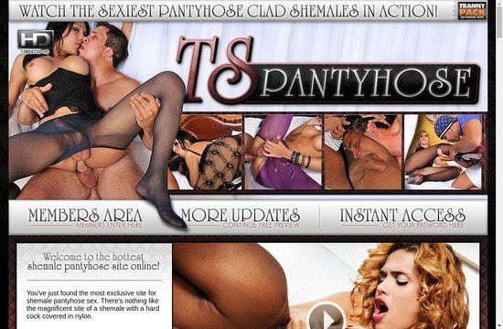 TS Pantyhose