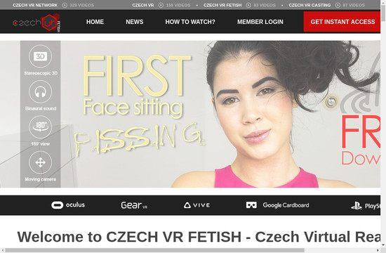 Czech VR Fetish