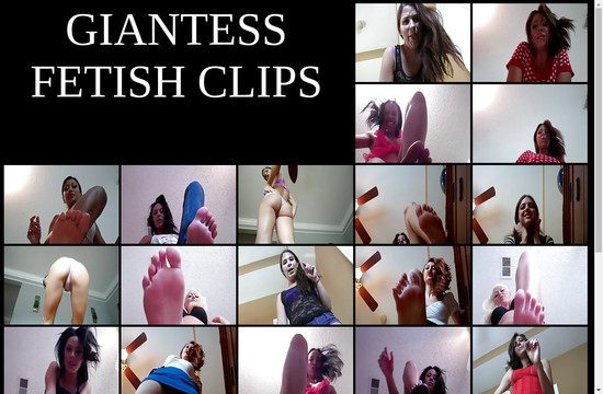 Giantess Fetish Clips