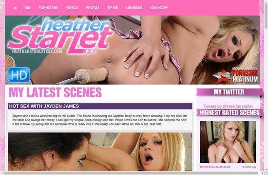 Heather Starlet XXX