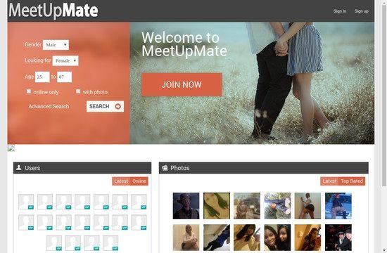 Meet Up Mate