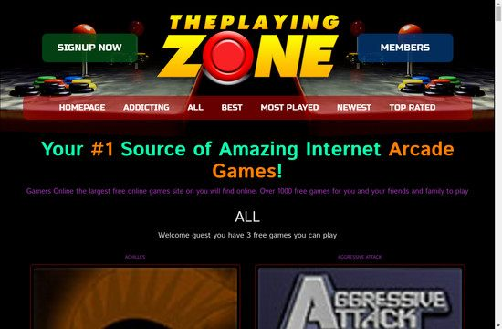 The Playing Zone