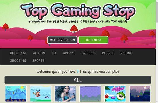 Top Gaming Stop