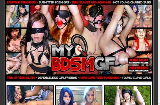 My BDSM GF