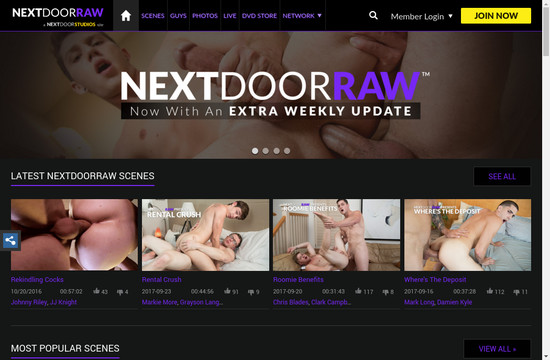 Next Door Raw