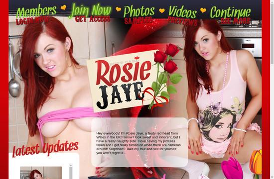 Rosie Jaye