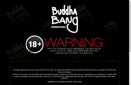 Buddha Bang XXX