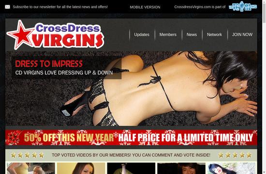 Cross Dress Virgins
