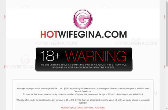 Hot Wife Gina