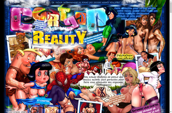 Cartoon Reality