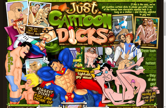 Just Cartoon Dicks