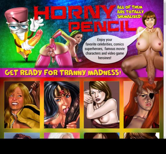 Horny Pencil