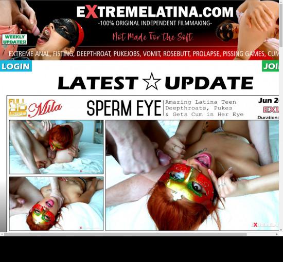 extreme latina