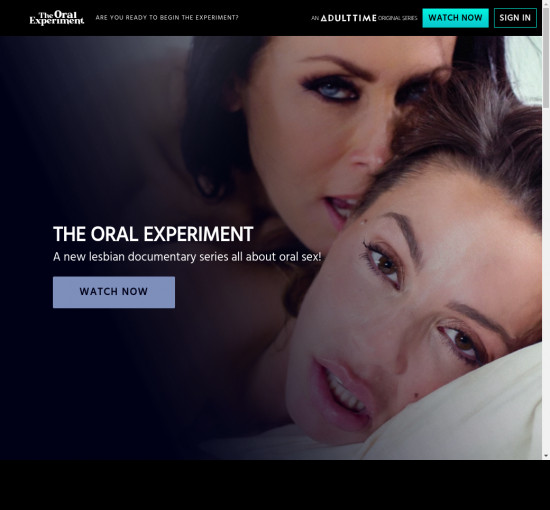 oral experiment