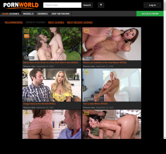 porn world