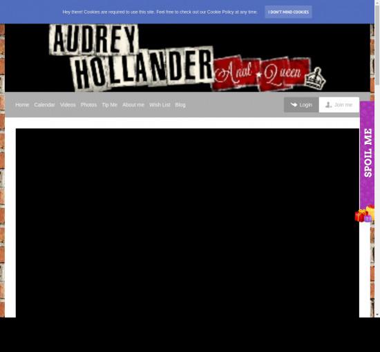 audrey hollander
