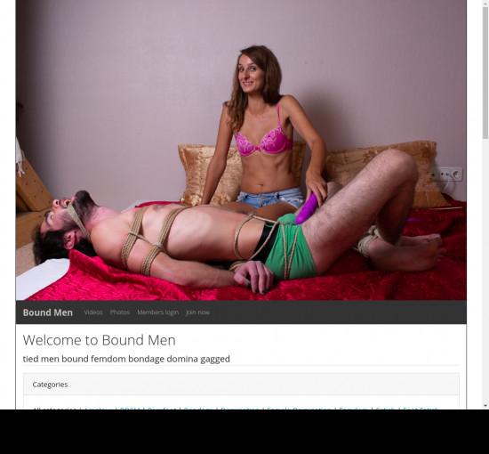 bound men