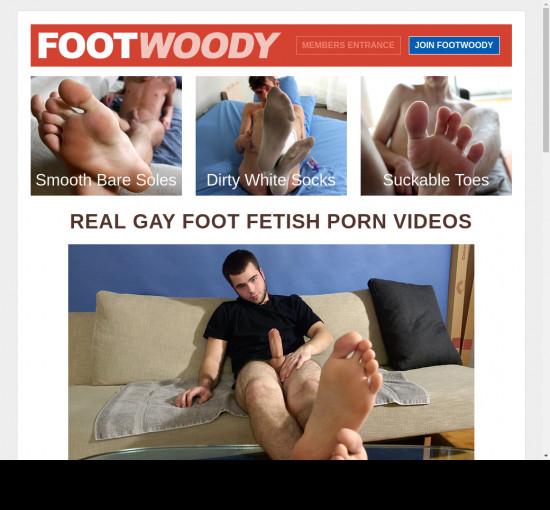 foot woody