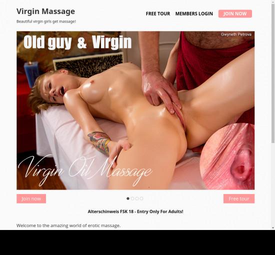virgin massage