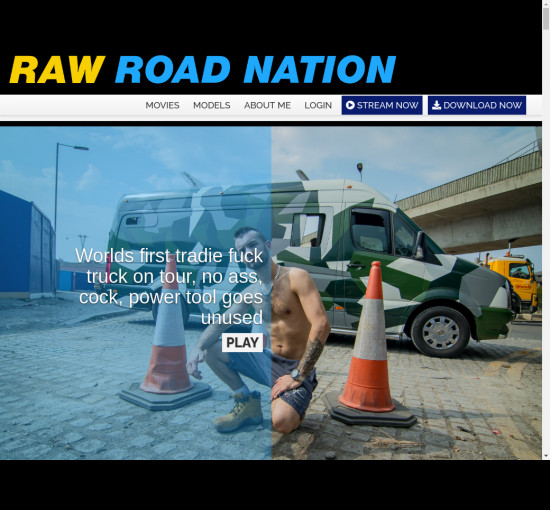 raw road nation